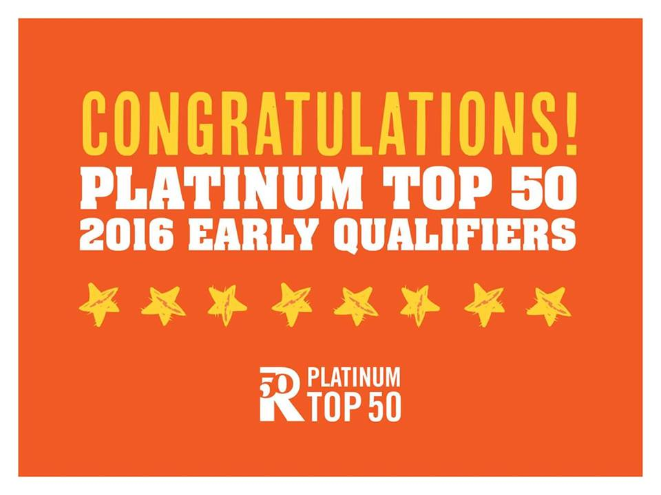 2016 Top 50 San Antonio Realtors Early Qualifiers
